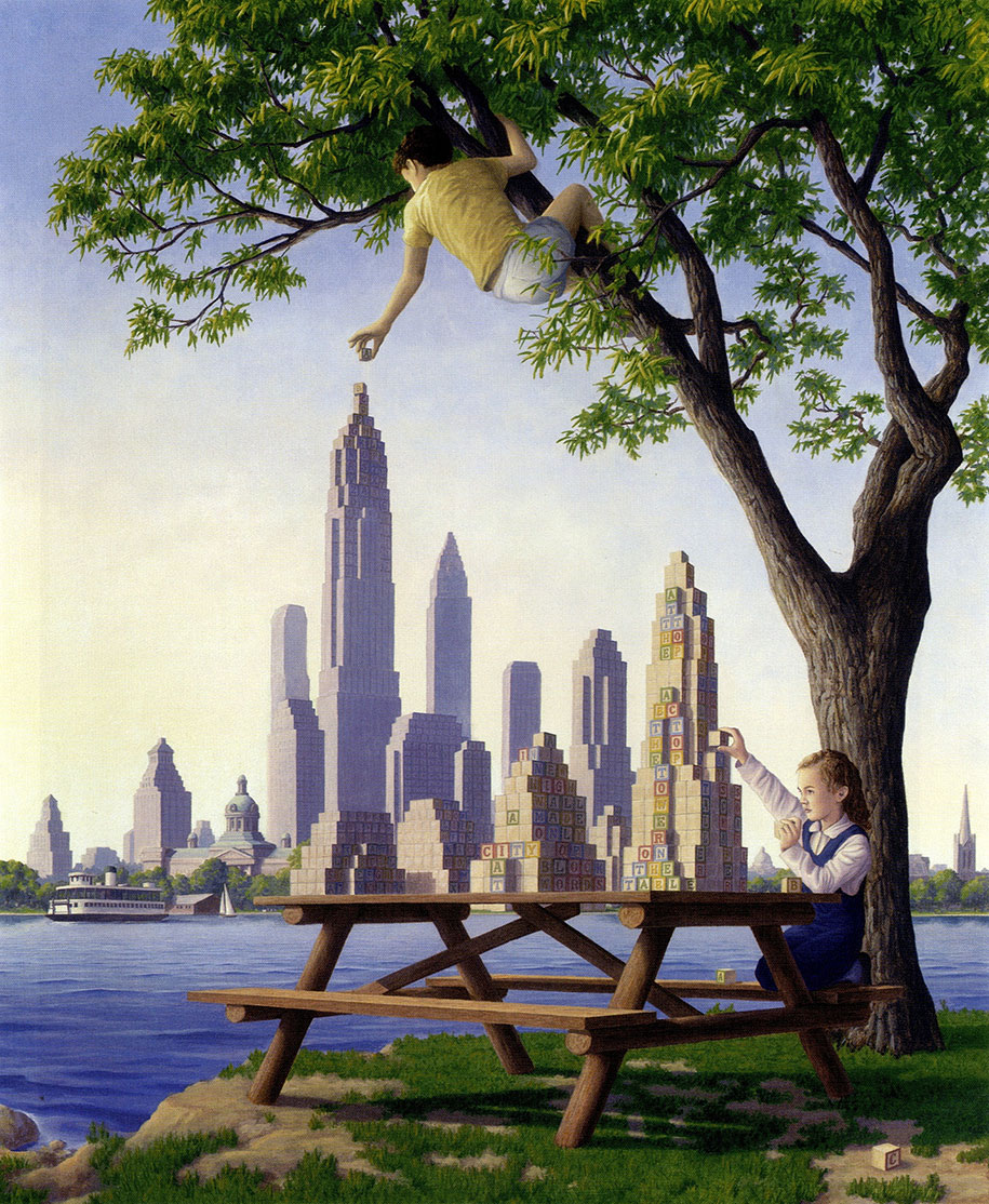 magic-realism-paintings-illusions-rob-gonsalves-5