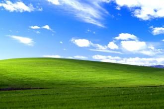 "bliss by Charles ""Chuck"" O'Rear windows XP"