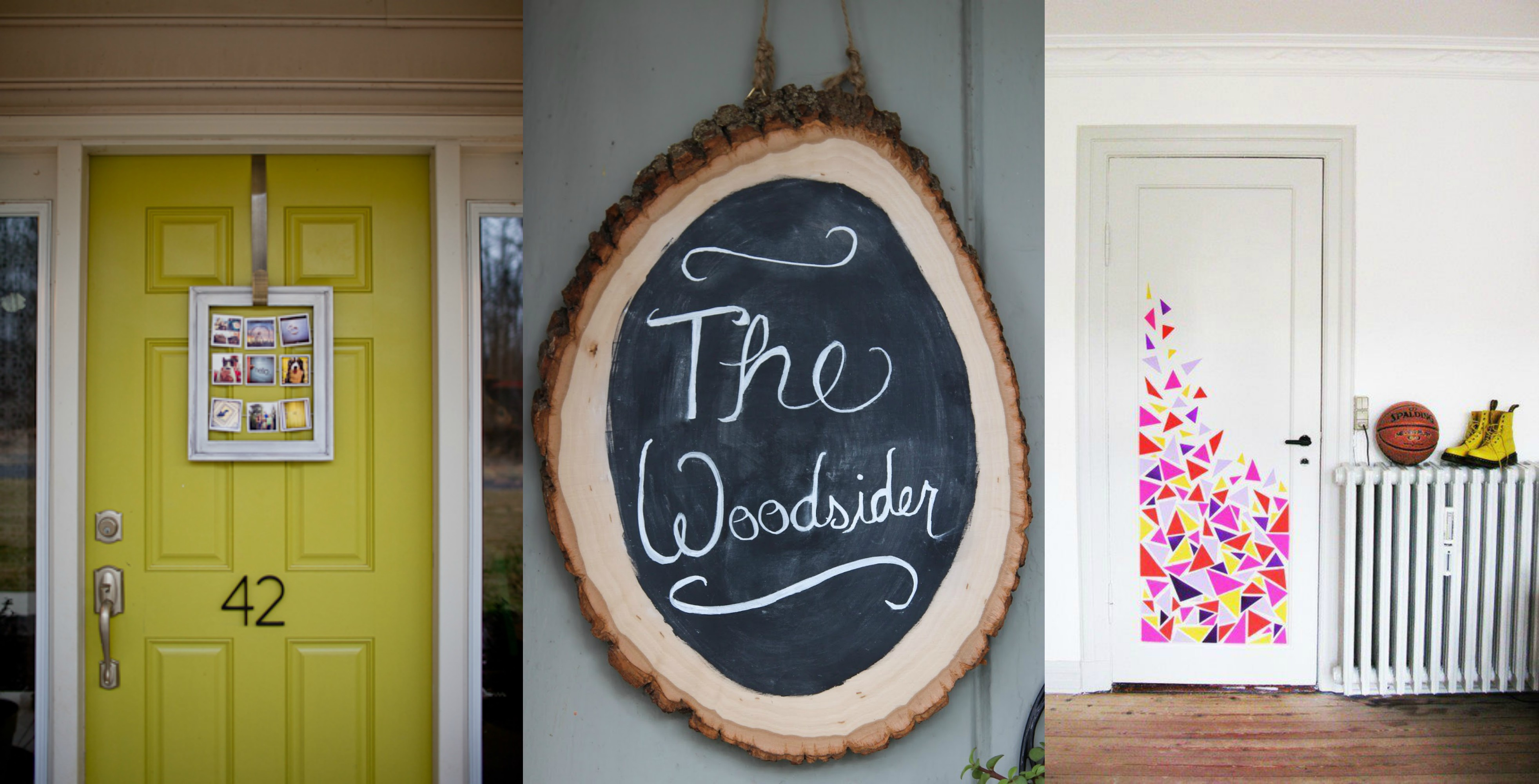 6 Diy Front Door Decor Ideas To Welcome Your Guests In Style