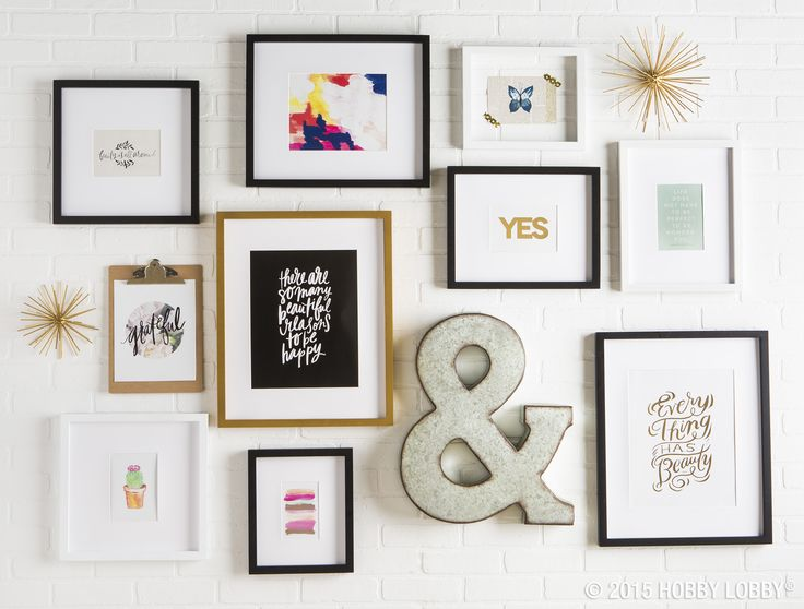 Transform Your Walls With These 5 Super Simple Diy Picture