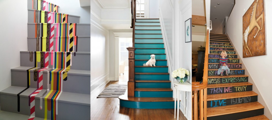 diy staircases
