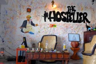 The Hosteller creative hostels
