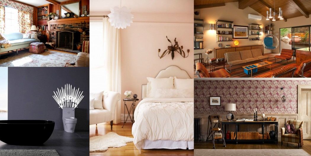 Mad Men, GoT, Sherlock & More: Home Decor Inspiration From